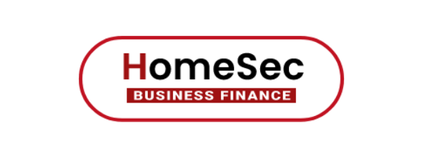 HomeSec Business Finance Logo